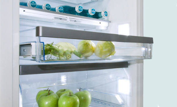Users of fridges and freezers appreciate an easy access to drawers and storage compartments.